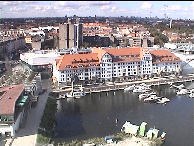 Webcam Ullsteinhaus